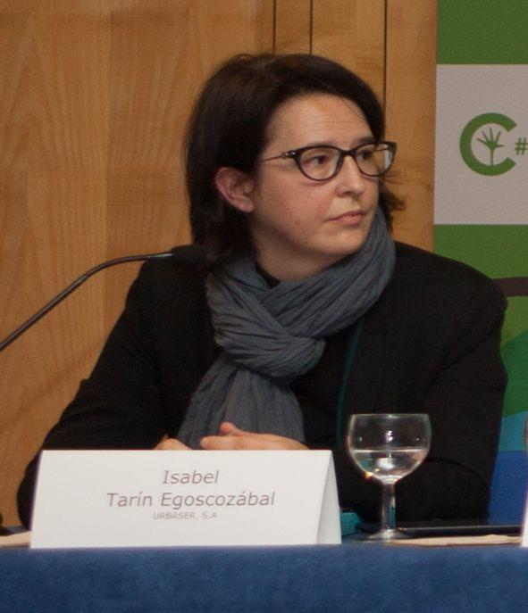 Isabel Tarín Egoscozábal