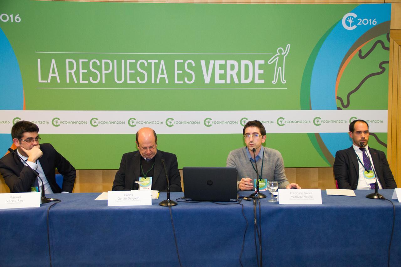 Mesa «Contratación y compra pública ambiental y socialmente responsable e innovadora en el Estado Español»