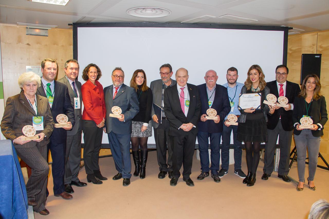 Premiados «Buenas Prácticas Locales por el Clima»