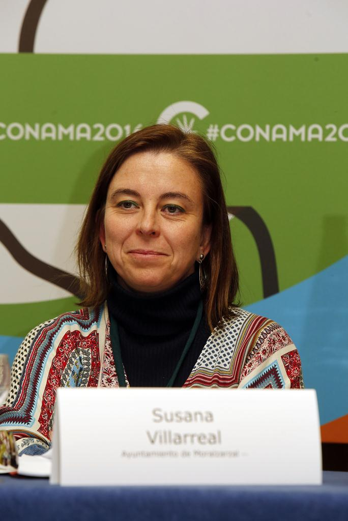 Susana Villareal