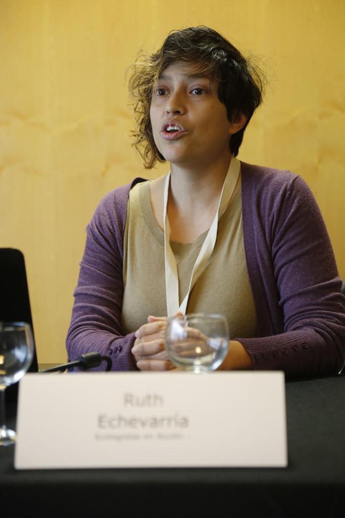 Ruth Echevarría