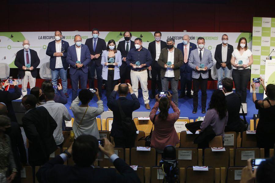 Galardonados Premio Conama