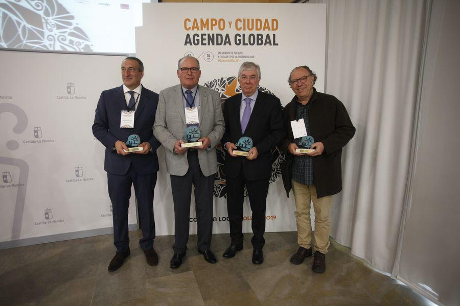 Proyectos premiados Conama Local 2019