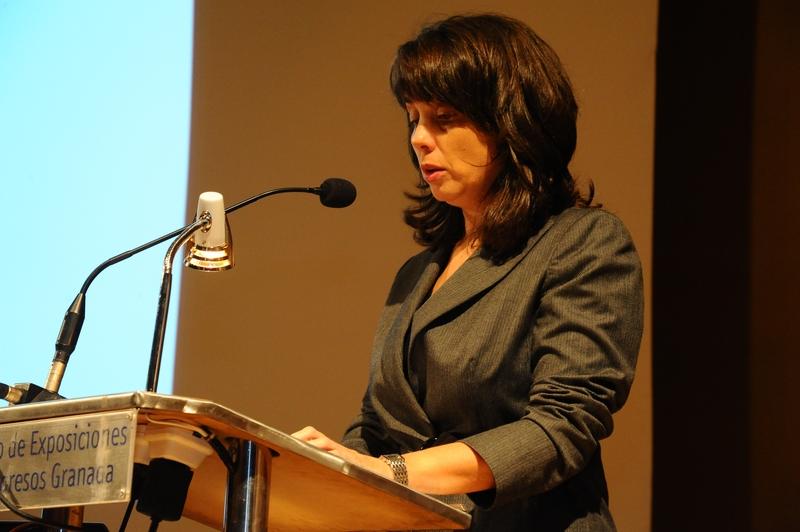Maestra de ceremonias - Alicia Torrego